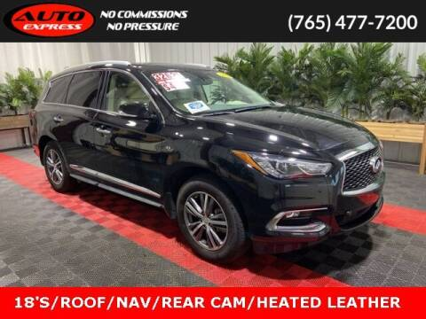 2018 Infiniti QX60 for sale at Auto Express in Lafayette IN