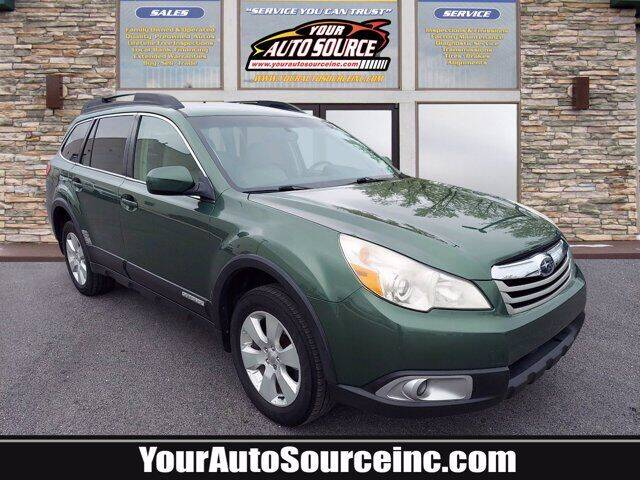 2012 Subaru Outback for sale at Your Auto Source in York PA