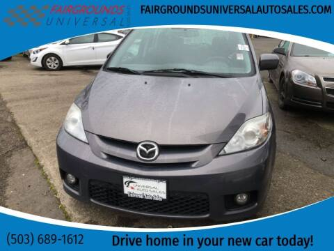 2007 Mazda MAZDA5 for sale at Universal Auto Sales in Salem OR