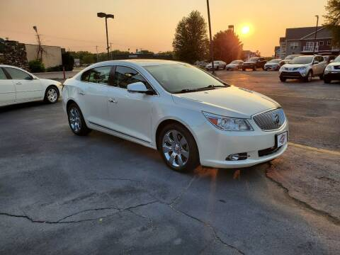2010 Buick LaCrosse for sale at Stach Auto in Janesville WI