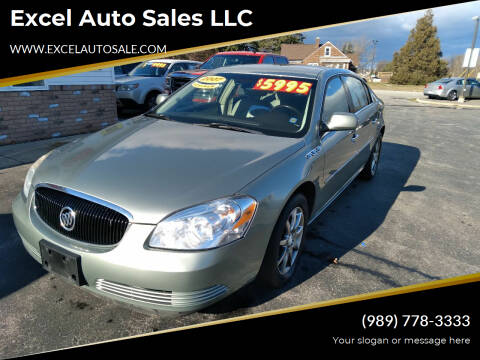 2007 Buick Lucerne for sale at Excel Auto Sales LLC in Kawkawlin MI