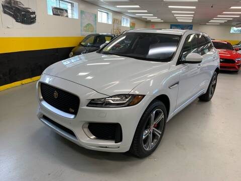 2018 Jaguar F-PACE for sale at Newton Automotive and Sales in Newton MA