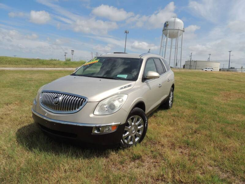 2011 Buick Enclave for sale at Brannan Auto Sales in Gainesville TX