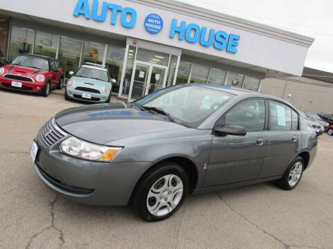 2005 Saturn Ion for sale at Auto House Motors in Downers Grove IL
