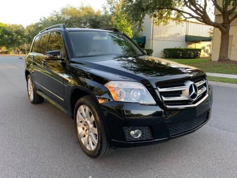 2012 Mercedes-Benz GLK for sale at Presidents Cars LLC in Orlando FL