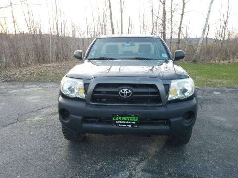 2005 Toyota Tacoma for sale at L & R Motors in Greene ME