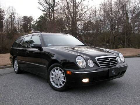 2003 Mercedes-Benz E-Class for sale at Premier Auto Trader in Alpharetta GA