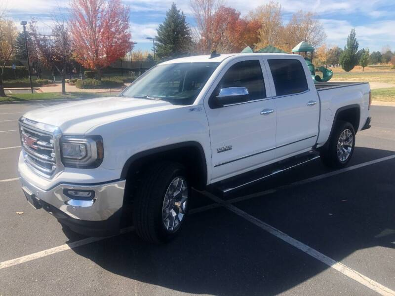 2018 GMC Sierra 1500 for sale at The Car Guy in Glendale CO