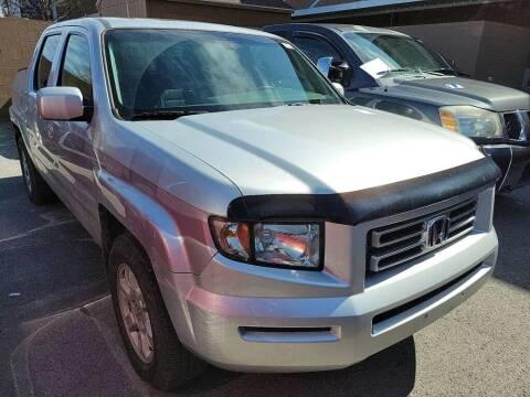 2007 Honda Ridgeline for sale at Auto Solutions in Maryville TN