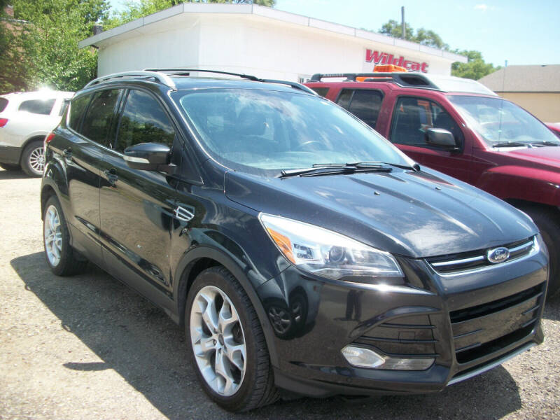 2014 Ford Escape for sale at Wildcat Motors - Main Branch in Junction City KS