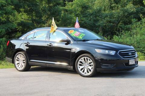 2016 Ford Taurus for sale at McMinn Motors Inc in Athens TN