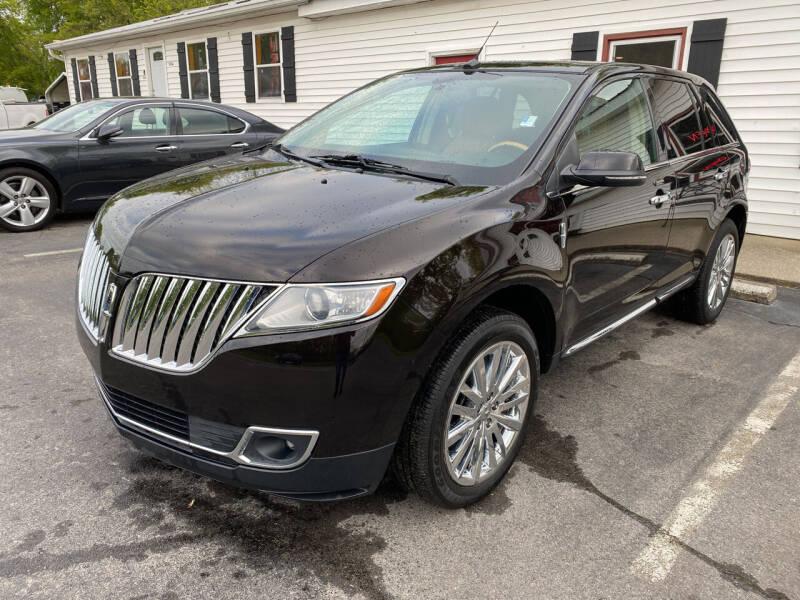 2014 Lincoln MKX for sale at NextGen Motors Inc in Mt. Juliet TN