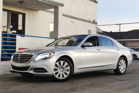 2014 Mercedes-Benz S-Class for sale at Fastrack Auto Inc in Rosemead CA