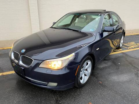 2008 BMW 5 Series for sale at Carland Auto Sales INC. in Portsmouth VA