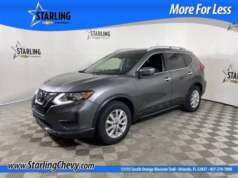2017 Nissan Rogue for sale at Pedro @ Starling Chevrolet in Orlando FL