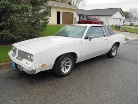 1982 Oldsmobile Cutlass for sale at Classic Car Deals in Cadillac MI