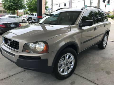 2004 Volvo XC90 for sale at Michael's Imports in Tallahassee FL