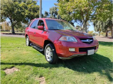 2004 Acura MDX for sale at D & I Auto Sales in Modesto CA
