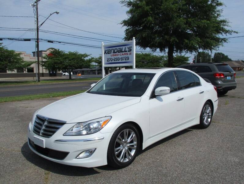 2012 Hyundai Genesis for sale at Kendall's Used Cars 2 in Murray KY