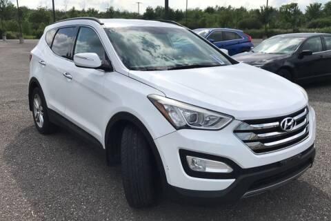 2013 Hyundai Santa Fe Sport for sale at Downeast Auto Inc in Waterboro ME