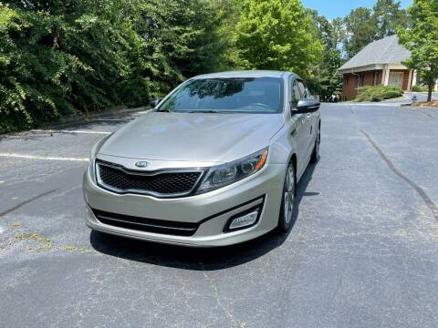 2014 Kia Optima for sale at SMT Motors in Roswell GA