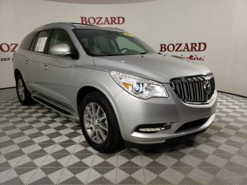 2017 Buick Enclave for sale at BOZARD FORD in Saint Augustine FL