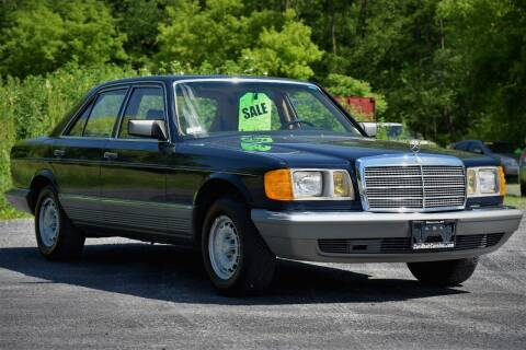 1985 Mercedes-Benz 380-Class for sale at Car Wash Cars Inc in Glenmont NY