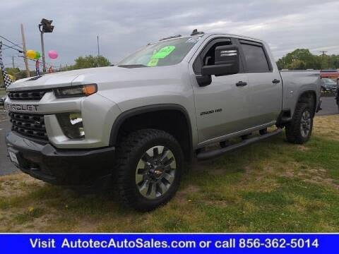 2021 Chevrolet Silverado 2500HD for sale at Autotec Auto Sales in Vineland NJ