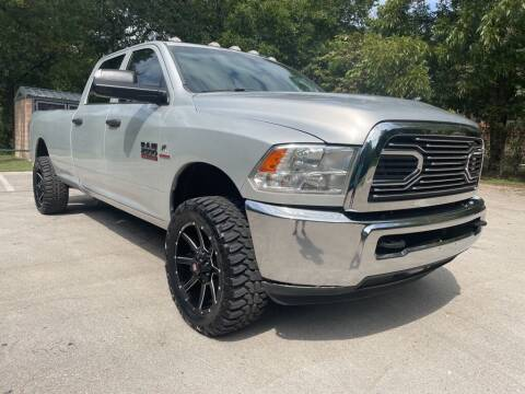 2017 RAM Ram Pickup 3500 for sale at Thornhill Motor Company in Lake Worth TX