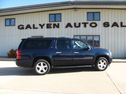 2008 Chevrolet Suburban for sale at Galyen Auto Sales Inc. in Atkinson NE