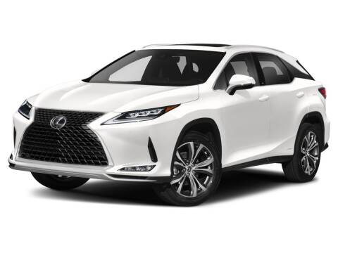 2022 Lexus RX 450h for sale at RALLYE LEXUS in Glen Cove NY