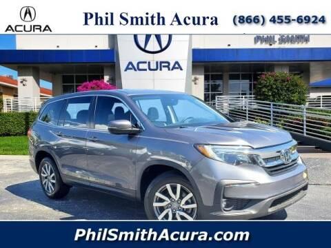2019 Honda Pilot for sale at PHIL SMITH AUTOMOTIVE GROUP - Phil Smith Acura in Pompano Beach FL