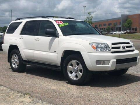 2004 Toyota 4Runner for sale at Harry's Auto Sales, LLC in Goose Creek SC