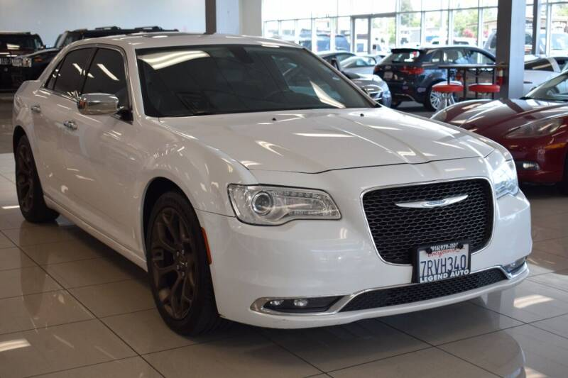2016 Chrysler 300 for sale at Legend Auto in Sacramento CA