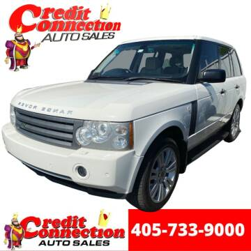 2009 Land Rover Range Rover for sale at Credit Connection Auto Sales in Midwest City OK
