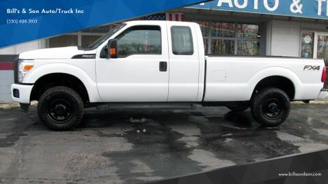 2012 Ford F-250 Super Duty for sale at Bill's & Son Auto/Truck Inc in Ravenna OH