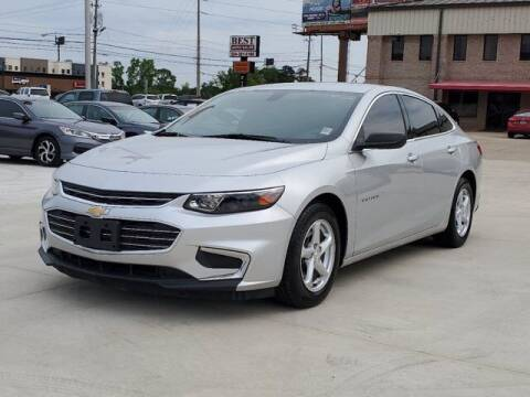 2016 Chevrolet Malibu for sale at Best Auto Sales LLC in Auburn AL