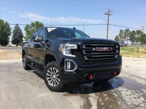 2020 GMC Sierra 1500 for sale at Rocky Mountain Commercial Trucks in Casper WY