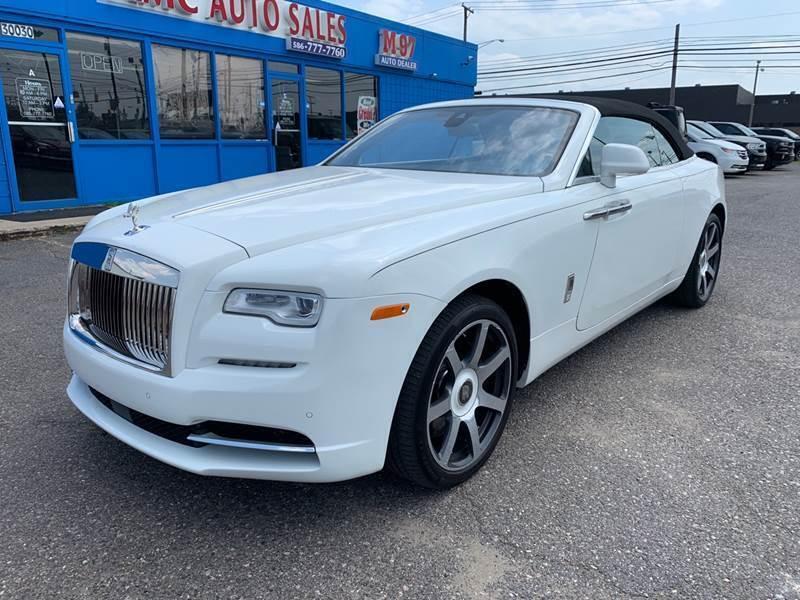 2017 Rolls-Royce Dawn for sale in Roseville, MI