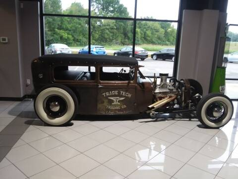 1928 Ford Model T for sale at DOUG'S AUTO SALES INC in Pleasant View TN
