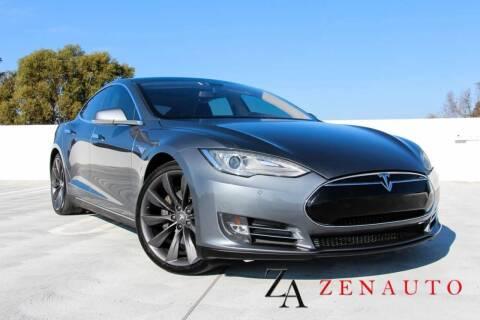 2014 Tesla Model S for sale at Zen Auto Sales in Sacramento CA