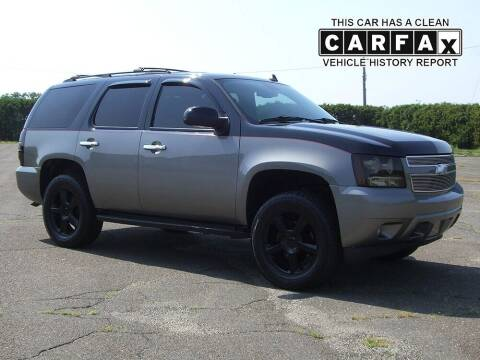 2008 Chevrolet Tahoe for sale at Atlantic Car Company in East Windsor CT