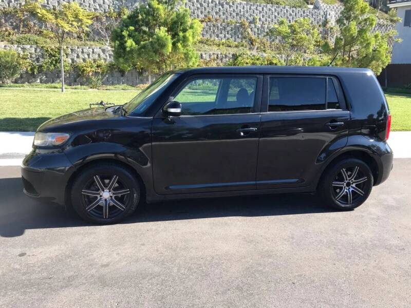 2008 Scion xB for sale at CALIFORNIA AUTO GROUP in San Diego CA