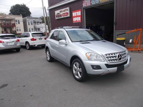 2011 Mercedes-Benz M-Class for sale at Mig Auto Sales Inc in Albany NY