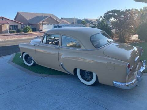 1953 Chevrolet 210 for sale at Classic Car Deals in Cadillac MI