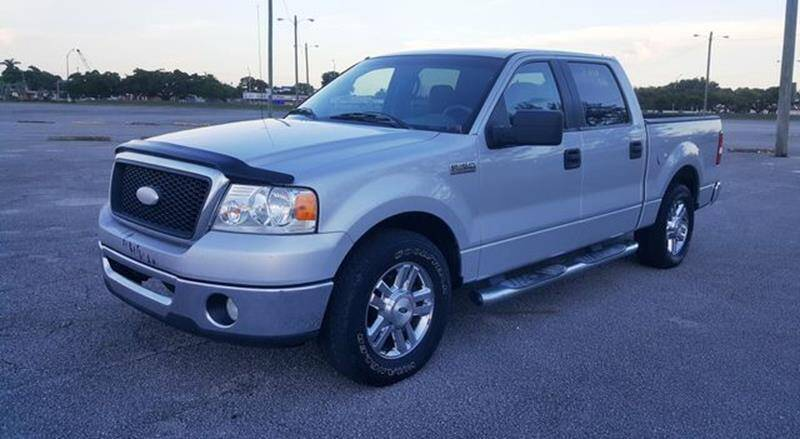 2006 Ford F-150 for sale at Truck Depot in Miami FL