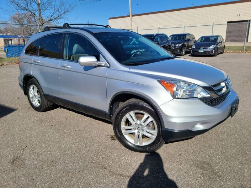 2010 Honda CR-V for sale at Minnesota Auto Sales in Golden Valley MN