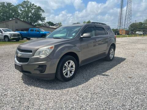2011 Chevrolet Equinox for sale at Bayou Motors Inc in Houma LA
