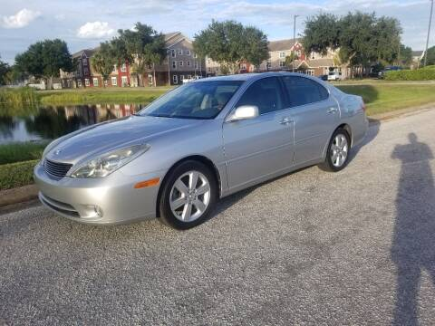 2005 Lexus ES 330 for sale at Street Auto Sales in Clearwater FL