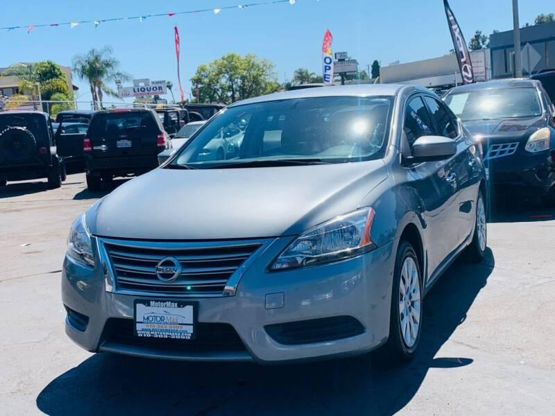 2014 Nissan Sentra for sale in Lemon Grove, CA